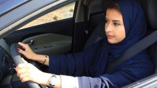 Karakter Wanita Arab yang Berbudaya Kental