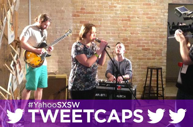 SXSW '13 Tweetcap: Charlotte Church Dresses Down, Dead Prez Kicks, And In The Lion's Den With Snoop
