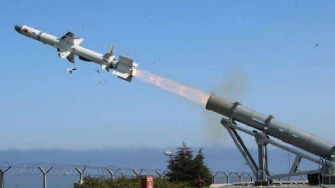 VIVA Militer: Rudal Atmaca Turki