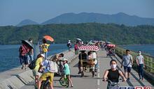 西貢迫滿人大美督滿眼單車客 市民稱空曠無懼疫情