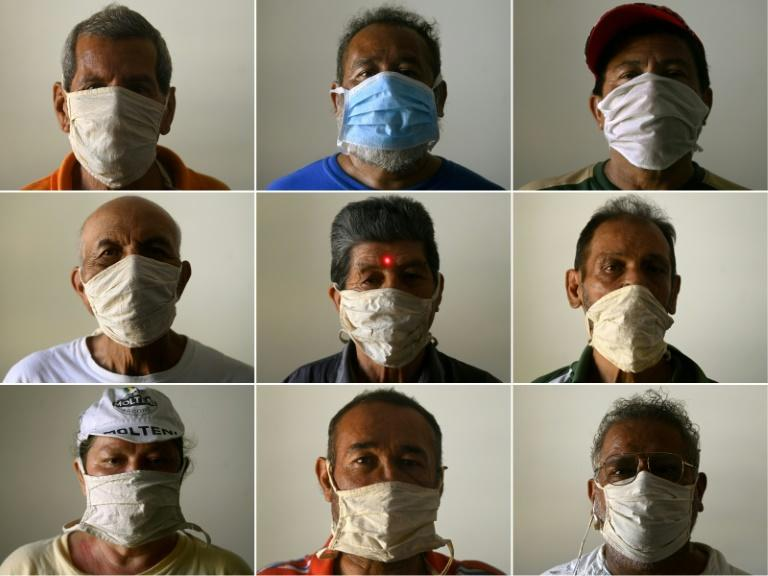 Having said that masks should only be worn by those with the virus or by medical staff, some governments are now having second thoughts