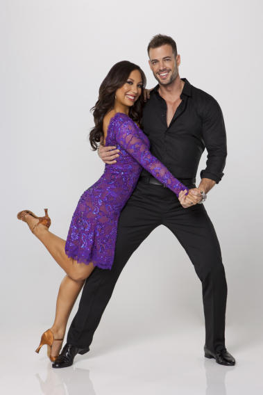 Cheryl Burke and William Levy