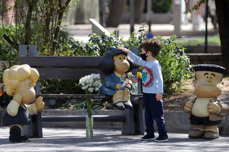 Argentine creator of Mafalda cartoon strip dies