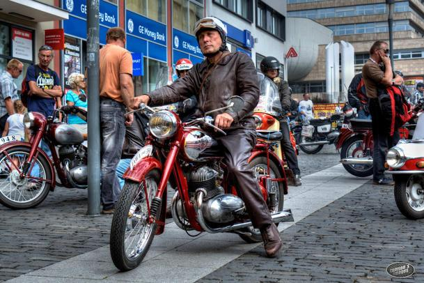 Two wheels not so bad: Flickr photo of the day