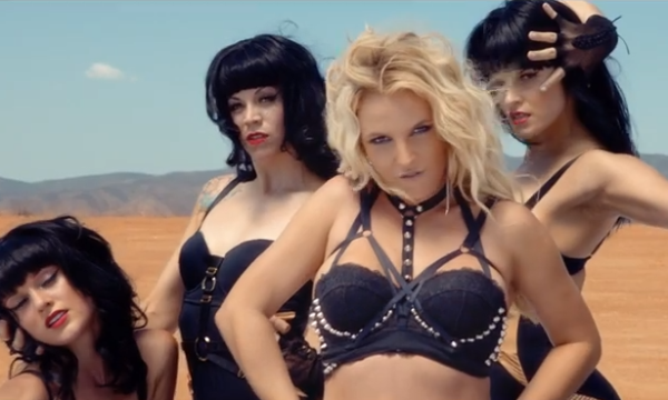 "Britney Spears is Back to Dancing, Looking Hotter Than Ever, in ""Work B***ch"" Clip"