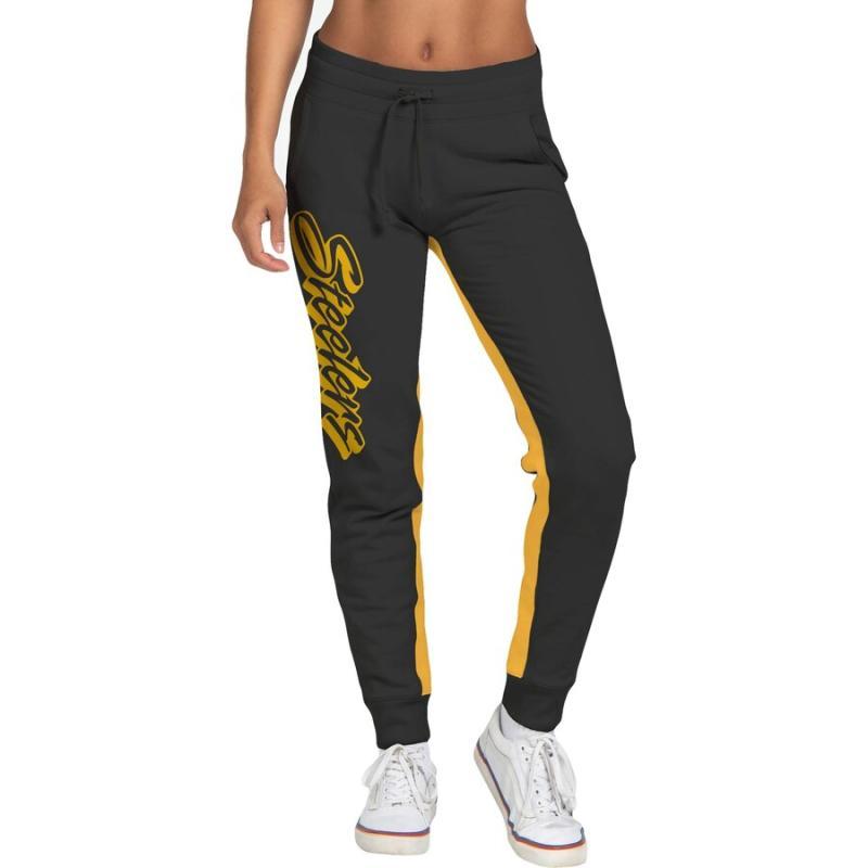 Women's Pittsburgh Steelers Fleece Jogger Pants
