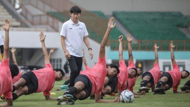 Inkonsistensi Ketua Umum PSSI soal Timnas Latihan di Korea Selatan