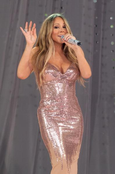 Mariah Carey Reconsiders 'The Art of Letting Go' as '#Beautiful' Stalls at No. 15