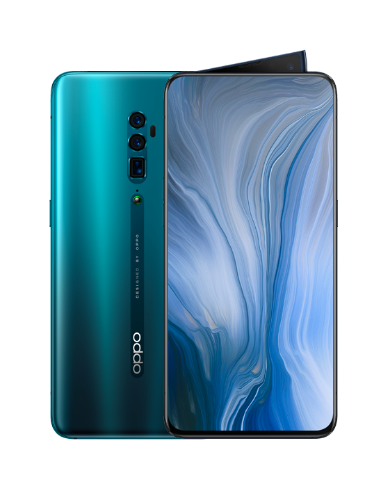 The Oppo Reno 5G is the cheapest 5G smartphone on the market.