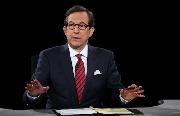 Fox News' Chris Wallace Calls Trump's 'Campaign' Against Media 'Awful'