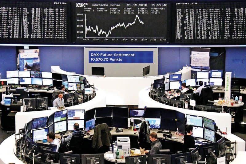 Indeks DAX-30 Jerman berakhir turun 0,27 persen