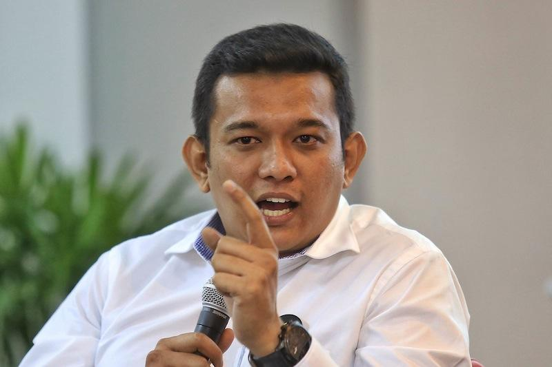 Datuk Seri R. Sri Sanjeevan the chairman for the anti-crime NGO Malaysian Crime Watch Task Force (MyWatch). — Picture by Siow Saw Feng