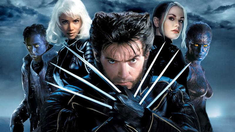 Promotional artwork for X2: X-Men United