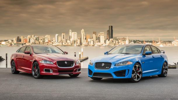 2014 Jaguar XFR-S / XJR, the British are coming: Motoramic Drives