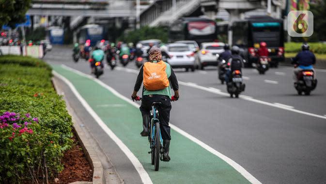 BPJT: Kami Tak Pernah Merencanakan Jalan Tol untuk Sepeda