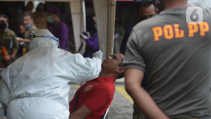 DKI Jakarta Terbanyak Tambahan Kasus Positif COVID-19 dan Sembuh per 19 Agustus 2020