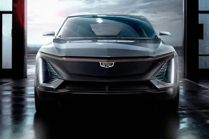 Cadillac electric crossover