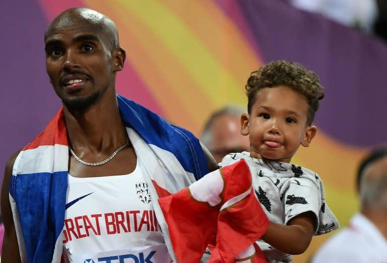 Farah to be high-profile London Marathon pacemaker