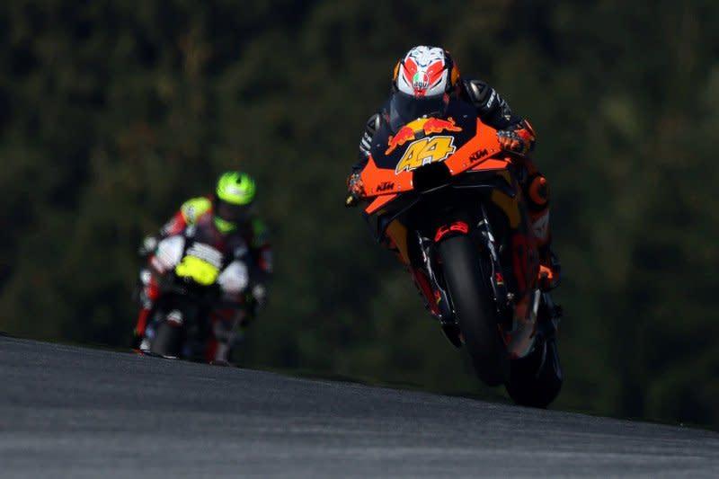 """KTM layak meraih pole position ini,"" kata Espargaro"