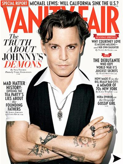 Johnny Depp admits he's overpaid?