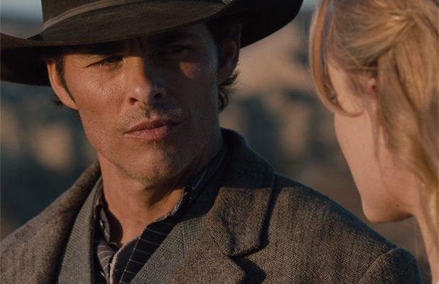 James Marsden 'Can't Answer' Whether or Not Teddy Is Alive on 'Westworld' (Video)