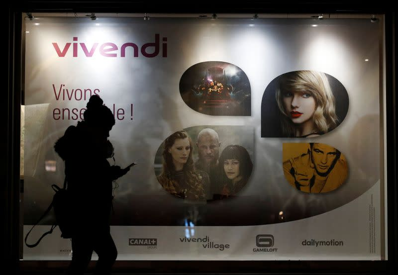 Vivendi closes sale of 10% stake in Universal to Tencent consortium