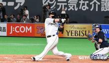 日職/宋家豪5球退場 中田翔26轟