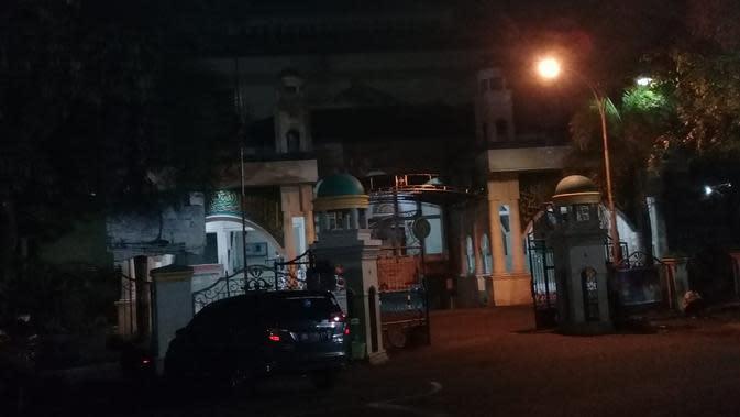 Pandemi Covid-19, Lapangan Sparta Tikala Manado Sepi Tanpa Jemaah Salat Idul Fitri