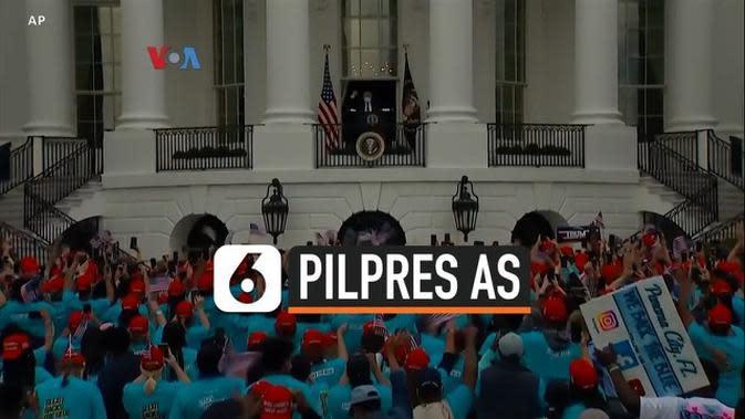 VIDEO: Pemilih Diaspora Indonesia Tanggapi Beda Strategi Kampanye Pemilu AS