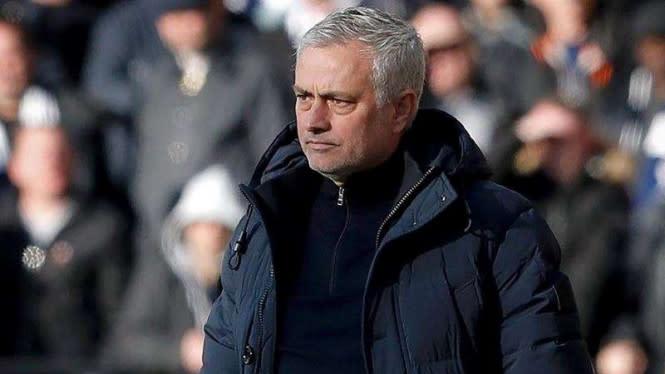 Simpati Mourinho ke Solskjaer usai Spurs Lumat MU 6-1