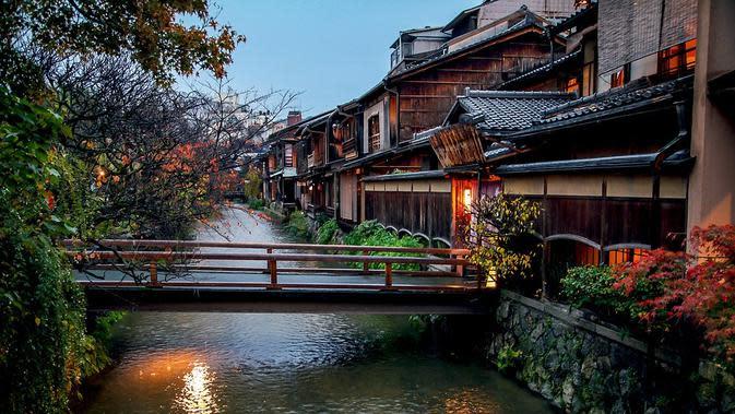 Kyoto, Jepang. (Liputan6/Pixabay)
