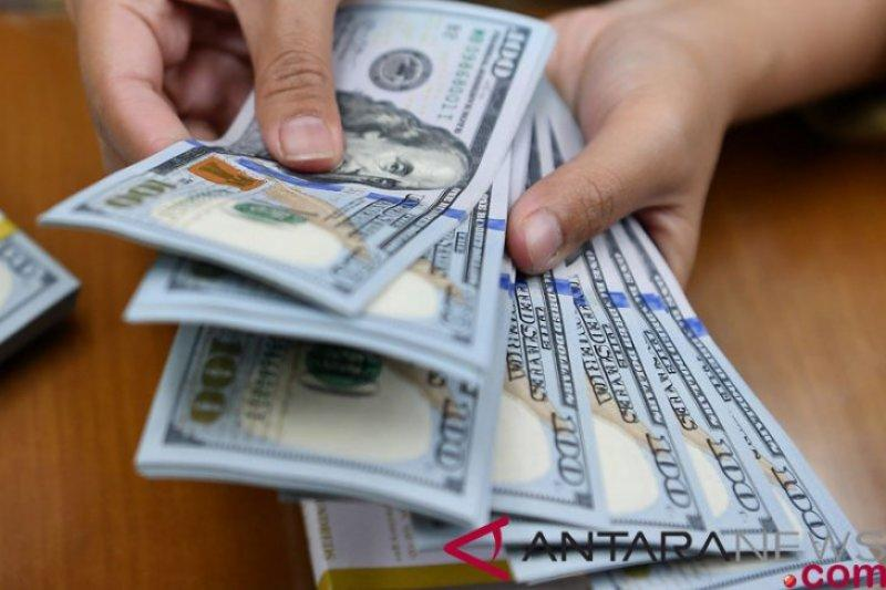 Dolar AS melemah terhadap pound Inggris