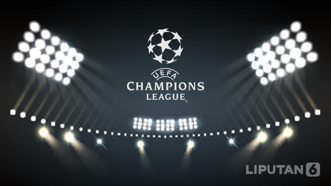 ilustrasi Liga Champions (Liputan6.com/Abdillah)