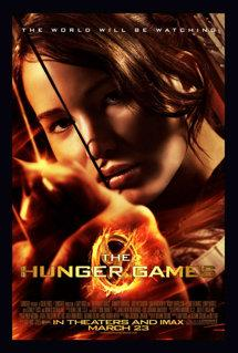 'The Hunger Games' poster giveaway from Yahoo! Movies