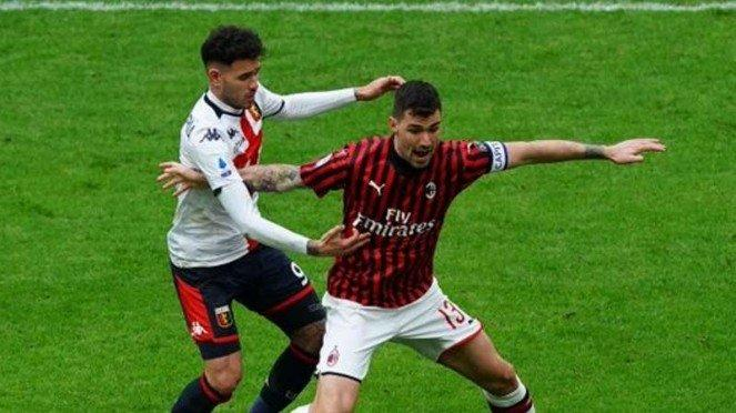 AC Milan vs Genoa