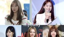 允兒Yuri等少女時代五名成員與SM娛樂公司續約