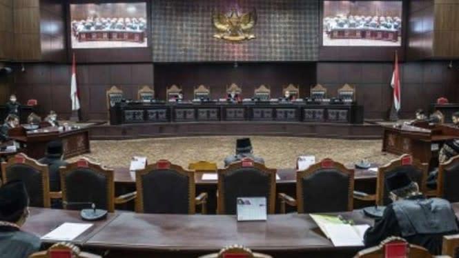 Jokowi Tak Hadir di Sidang Uji Materi Perppu Corona, Penggugat Kecewa