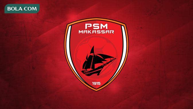 Logo PSM Makassar. (Bola.com/Dody Iryawan)