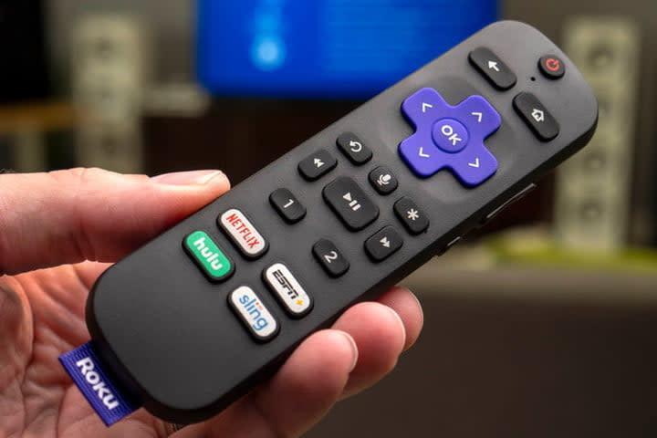 Roku Ultra 2019 remote