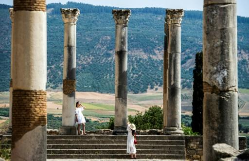 After decades of decay, custodians of the remains of the ancient site of Volubilis are bringing back the tourists