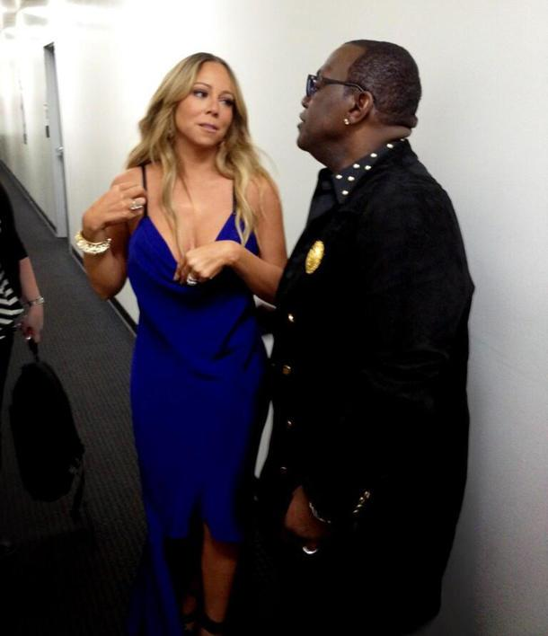 Mariah Carey No Longer Managed by Randy Jackson