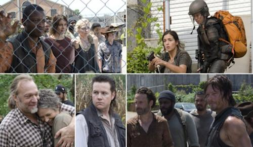 Scenes and stars of 'The Walking Dead' Season 4 -- AMC