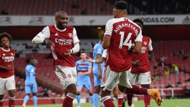 Momentum Arsenal Ulangi Rekor Mengerikan Lawan ManCity