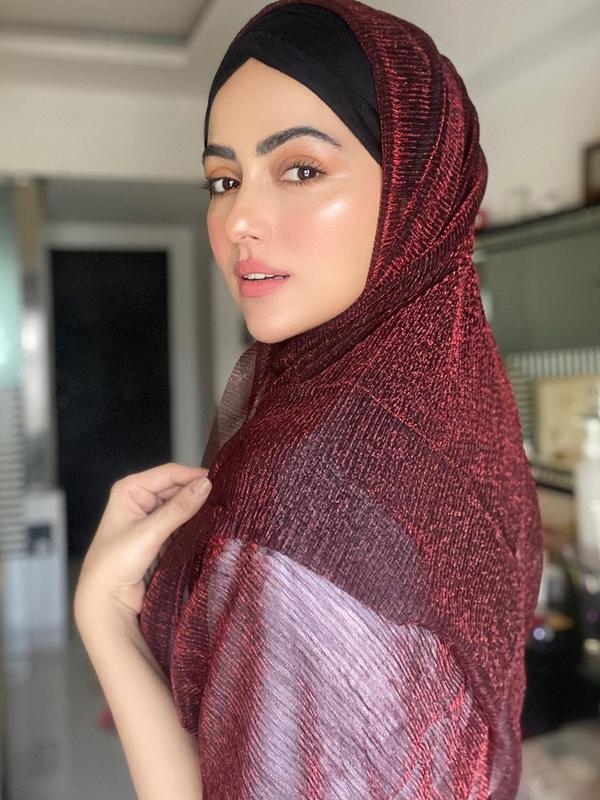 Sana Khan (Foto: Instagram/sanakhaan21)