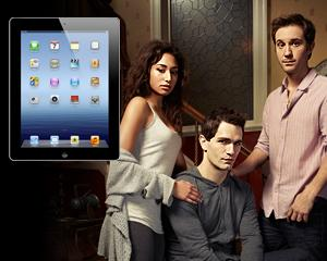 Win an iPad 2 from Syfy's 'Being Human' and Yahoo! TV