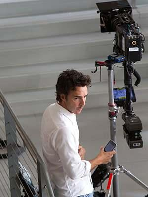 'The Internship' Director Shawn Levy Talks When to Say Cut, Why He Doesn't Relish Sleep & Rolling with the Big Cat