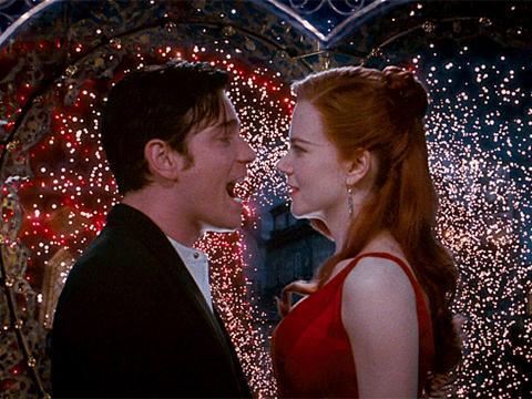 《紅磨坊》(Moulin Rouge,  2001)