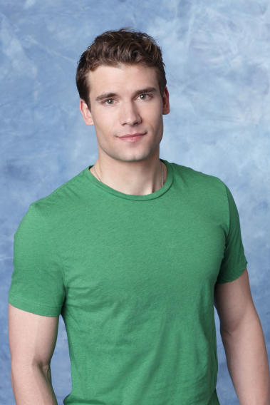 """The Bachelorette"" Season 9 - Jonathan"