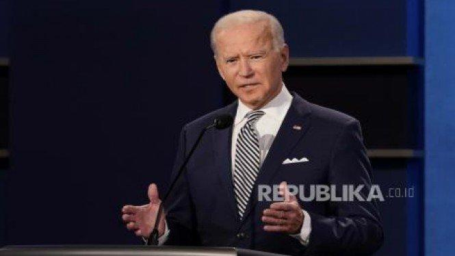 Joe Biden dan Ucapan Insya Allah yang Jadi Perdebatan di AS