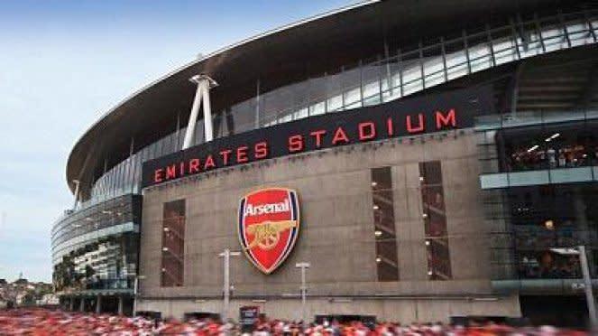 The Emirates Stadium, markas Arsenal